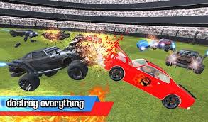 xtreme whirlpool demolition derby car crash game by timedottime