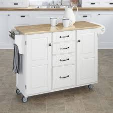 Small Kitchen Islands On Wheels by Shop Kitchen Islands U0026 Carts At Lowes Com