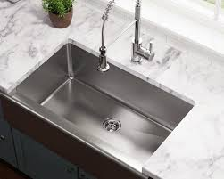 Kitchen Faucet Types Install Some Types Stainless Steel Farmhouse Sinks
