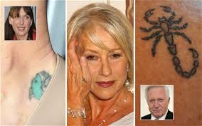 samantha tattoo on her neck inking mad the cult of celebrity tattoos telegraph