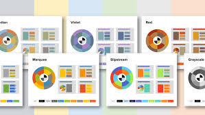 colour themes for excel good color themes for powerpoint 23 color themes ready to use in