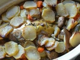 cuisine alsacienne baeckeoffe recettes de baeckeoffe et poulet