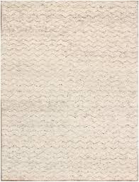 beni ourain moroccan ivory wool rug 5 u0027 x 8 u0027
