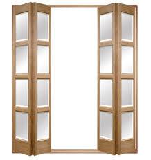Wooden Bifold Doors Interior Bifold Doors Interior Folding Doors Oak Folding