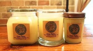 creme brulee candles by carol
