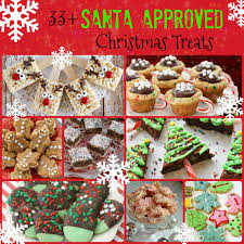 Christmas Treats 33 Santa Approved Christmas Treats Butter With A Side Of Bread