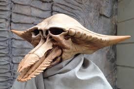 alien mask masquerade mask animal skull mask space invader