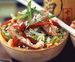 canard cuisine recette asiatique riz cantonais au canard