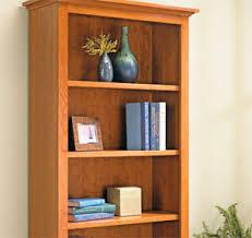 Bookcase Plan Woodsmith Plans