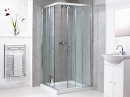 Small Bathroom Shower Stall Ideas by Bathroom Alluring Corner Shower Stall Kits For Small Bathrooms In
