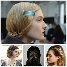 pictures on easy hairstyles using bobby pins cute hairstyles