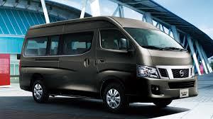 nissan urvan minivan and microbus nissan ksa
