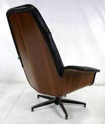 Antique Swivel Office Chair by Mint Restored Mister Chair By George Mulhauser For Plycraft