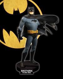 batman year one batman year one maquette dadsbigplan