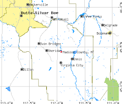 bridges of county map county montana detailed profile houses estate