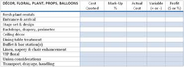 event planning template with budget smartsheetevent budget