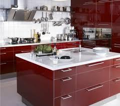 papier peint pour cuisine moderne papier peint pour cuisine moderne 11 cuisine avec 238lot central