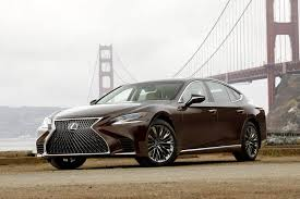 lexus new car review the 2018 lexus ls tries to take on the germans again the
