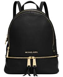 michael michael kors rhea zip small backpack handbags