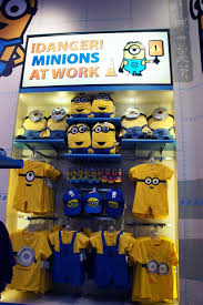 Minion Socks Adults What To Buy At Minion Mart In Universal Studios Singapore