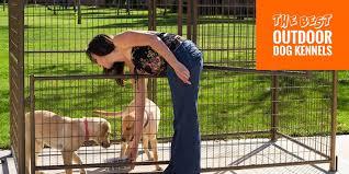 Dog Kennel Flooring Outside by 7 Best Outdoor Dog Kennels U2014 For Dog Owners Farmers U0026 Breeders