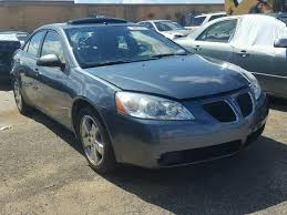 412 gt for sale 2006 pontiac g6 gt for sale sc columbia salvage cars
