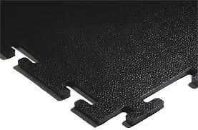 rubber weight room flooring tiles