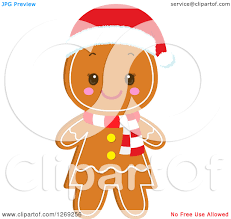 gingerbread cookie clipart china cps