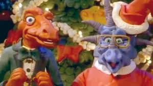 christmas claymation rex and herb claymationxmas