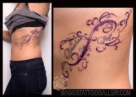 biagio u0027s tattoo gallery tattoos lettering