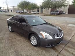 grey nissan altima black rims 2010 nissan altima 2 5 s for sale in houston tx stock 15358