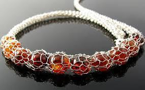 crochet bracelet with beads images 25 free crochet bracelet patterns for beginners patterns hub jpg