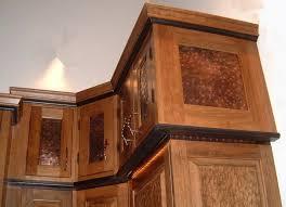 copper kitchen cabinet hardware copper kitchen cabinets kitchen design ideas