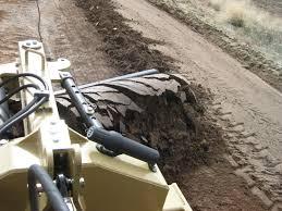 hydraulic vs manual scrape blade