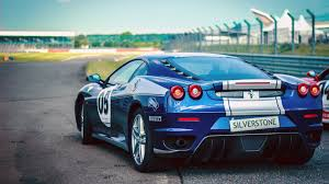 blue ferrari blue ferrari f430 hd wallpapers 4k macbook and desktop backgrounds