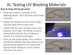 What Is Uv Light Uv Mini Lesson Spring I Introduction What Is Uv Light Uv Stands