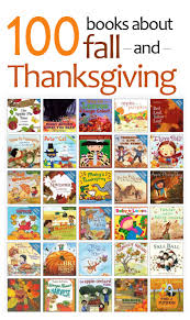 100 fall thanksgiving books recommended by thanksgiving