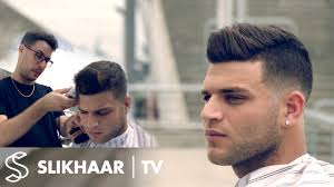 men u0027s fade hairstyle how to fade with a clipper real soccer