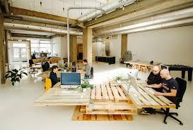 bureau collectif 1001 idées bureau diy planchez sur ces 44 modèles