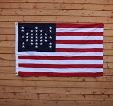 Old Flag Usa Flags U0026 Accessories Section At Civil War Sutler