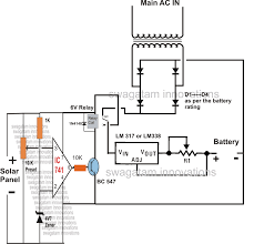 lm317 circuits wiring diagram components