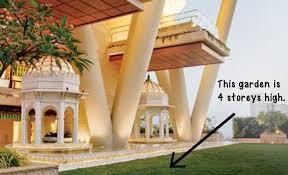 ambani home interior why the ambani residence costs a whopping 2 billion 13 facts