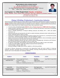 Plant Supervisor Resume Banquet Food Server Resume Platero Y Yo Capitulos Resume What