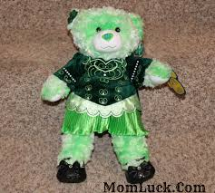 build a teddy build a lucky clover teddy
