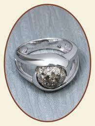 art glass crystal ring holder images Ashes ring keepsake ring cremation ring keepsake jewelry https jpg