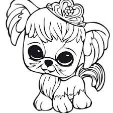 pet shop friends coloring pages batch coloring
