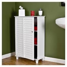 Narrow Storage Cabinet For Bathroom Remarkable Corner Towel Cabinet For Bathroom Home Design Ideas