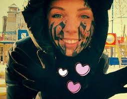 tattoo girl dating site she crazy girl gets face tattoo after first date day a dream
