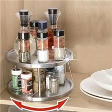 plateau tournant cuisine carrousel de cuisine plateau tournant 2 niveaux achat prix fnac