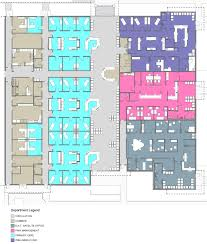 layout of medical office gasaway gasaway bankston architects alexandria medical office building